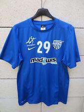 Maillot handball LATTES MUC MONTPELLIER porté n°29 worn shirt S NIKE