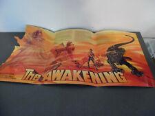 Rare dossier de Presse / Press Book The Awekening 1980 EMI Films Limited