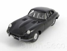 Wiking Jaguar 2 n schwarz 1:87 H0