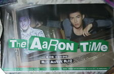 Fahrenheit Aaron Yan The Aaron Time 2014 Taiwan Promo Poster