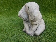 DIPPED LATEX AND FIBREGLASS MOULD - ELEPHANT - ORNAMENT MOULD
