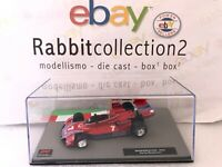 "DIE CAST "" BRABHAM BT45B - 1975 CARLOS REUTEMANN "" FORMULA 1 COLLECTION 1/43"