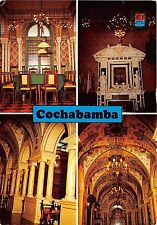 B29687 Cochabamba different aspects of interior of the Cultural Palace bolivia