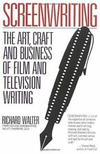 Screenwriting: The Art, Craft, and Business of Film and Television Writing (Plum