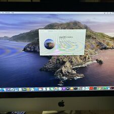 "Apple iMac 21.5""  Late 2012  2.7GHz Intel Quad Core i5. 8GB RAM  1TB HDD"