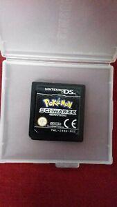 Pokemon schwarze Edition - Nintendo DS - ohne Originalverpackung