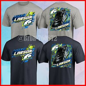 SALE!!! Kyle Larson 2021 The Dream Late Model 2-Sides T-Shirt All Size