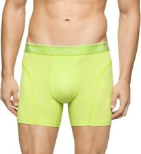 Calvin Klein Air FX Men's Underwear Lime Size XL Boxer Brief Stretch Microfiber