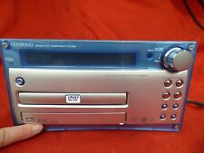 Kenwood RD-DV7 Micro Componente Hi-Fi CD DVD reproductor Amp MP3 DTS Home Video