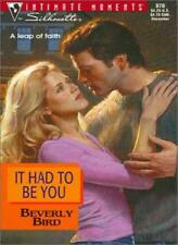 It Had to be You (Sensation),Beverly Bird