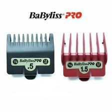 BaByliss PRO Clipper Cutting Guide Sizes .5 or 1.5 fits 810, 870 & 880 Models