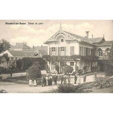 Mondorf-les-Bains - Dans le parc.