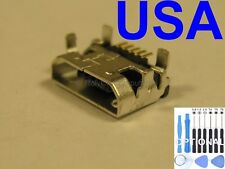 1 Micro USB Charging Port for Lenovo IdeaTab A10-70 A7600-F-H A10-70F Tablet USA