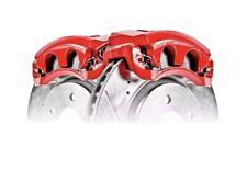 Power Stop S5306 Red PC Caliper Rear For 11-19 Chevy Silverado 2500 HD