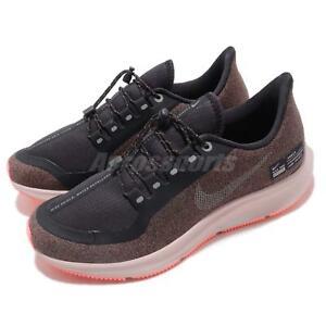 Nike Wmns Air Zoom Pegasus 35 Run Shield Grey Women Running Shoes AA1644-001