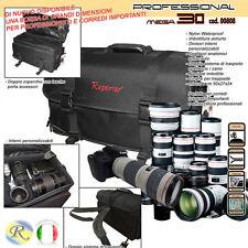 Reporter 00808 Borsa Fotografica professional MEGA30 GRANDI DIMENSION 50X27X24
