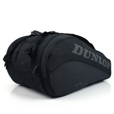 Dunlop Premium Performance 15 Thermo Tennis Bag Backpack Black 2 Pack 10282260