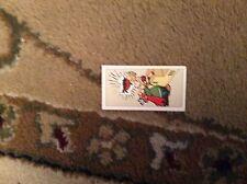 T2-1 Trade Card Asterix in europe geo bassett no 38