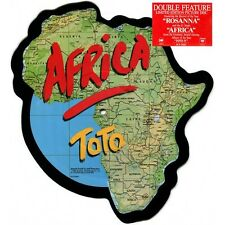 TOTO - AFRICA Limited Edition Picture Disc Record Store Day 2017 (NEW/SEALED)