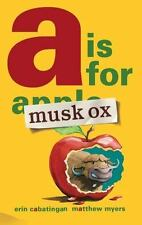 A Is for Musk Ox-ExLibrary