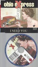 CD--OHIO EXPRESS-- I NEED YOU
