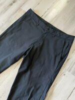 Lululemon ABC Pants Dark Gray 34x29 Commission