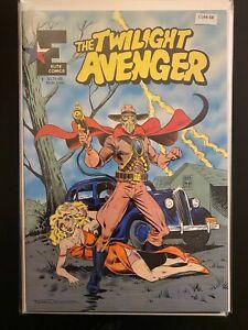 The Twilight Avenger 1 High Grade Elite Comic CL66-68