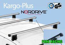 Kit Completo 3 Barre Portatutto 'Kargo-Plus' PEUGEOT Partner (no giraffone)4/08>