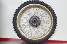 1983 1984 Yamaha YZ125 YZ 125 front wheel rim hub