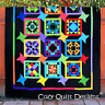 Freindship Corner Quilt Pattern - A cutting corners pattern - Cozy Quilt Designs