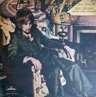 "ROD STEWART - NEVER A DULL MOMENT 12"" LP Album Vinyl Record - 1972 - Vintage"