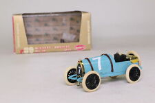 Brumm R39; 1921 Bugatti Brescia; England Version, Blue, RN 7; Excellent Boxed