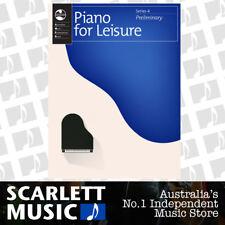AMEB Piano for Leisure Series 4 - Grade Preliminary *BRAND NEW*