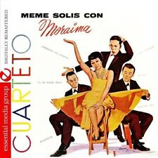 Meme Solis, Meme Sol - Cuarteto Meme Solis Con Moraima [New CD] Man