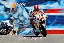 Marco SIMONCELLI SAN CARLO HONDA GRESINI MOTO GP USA 2010 fotografia 1