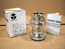 """New Tange Levin (NJS) Threaded Headset...1"""" ISO Specifications w/ Chrome Finish"""