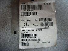 exmark walk behind grip handle 303097