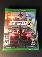 The Crew 2 (XBOX ONE) NEW