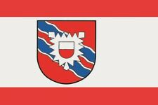 Aufkleber Friedrichstadt Flagge Fahne 30 x 20 cm Autoaufkleber Sticker