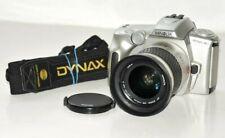 Minolta  Dynax 40 mit AF 28-100
