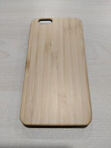iPhone 6 / 6s Plus Bamboo+Hard PC Phone Case Bamboo Eco-Friendly & Sustainable