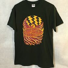 New Grateful Dead Dead Head Night At Terrace Club Phil Lesh T-Shirt Medium