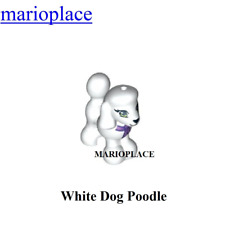 LEGO White Dog Poodle (12997) Animal NEW