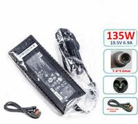 NEW 100% Genuine HP 19.5V 6.9A, 135W HSTNN-DA01 481420-001 482133-001 647982-001