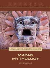 Mayan Mythology (Mythology and Culture Worldwide)-ExLibrary