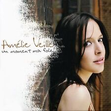 New: Veille, Amelie: Un Moment Ma Folie Import Audio CD
