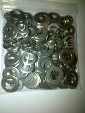 METRIC A2 STAINLESS FLAT WASHER ASSORTMENT 230 PIECE