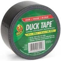 "Shurtech Brands 392875 High Performance Duct Tape,1.88""x20 Yd, Black"