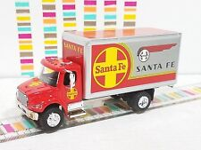 Menards ~ Santa Fe Delivery  Box Truck 1:48 scale new in box 2018