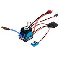 1:10 Brushless Sensored 60A ESC RC Cars Speed Controller Touring for Car Crawler